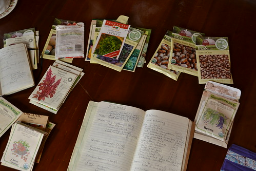 the seed inventory
