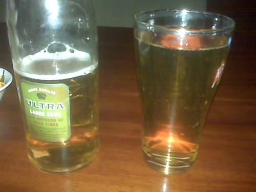 New Beer Kingfisher Ultra Awake Dreaming