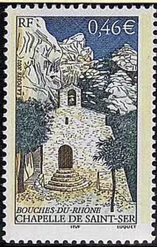 Chapelle de Saint-Ser