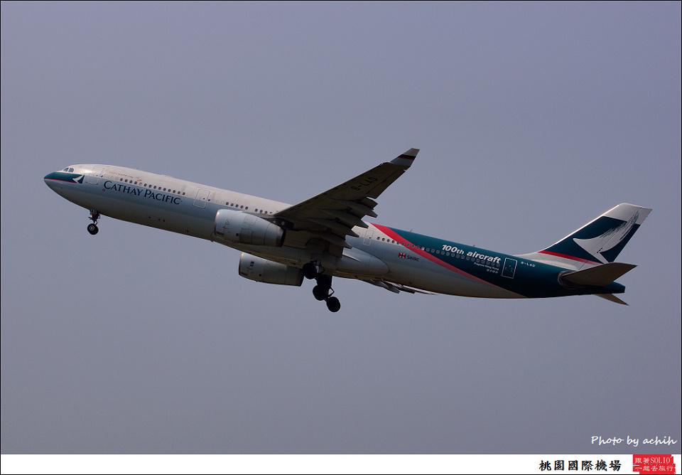 國泰航空B-LAD客機010