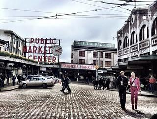 Seattle Pike's Market