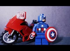 superhero, vehicle, captain america, toy,
