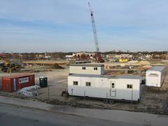 Former Winnipeg Arena Site