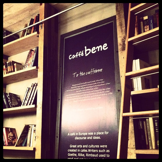 caffe bene nyc (times square) 13