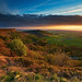 Golden Sunset At Sutton Bank - Explored 02/05/12 by mark_mullen