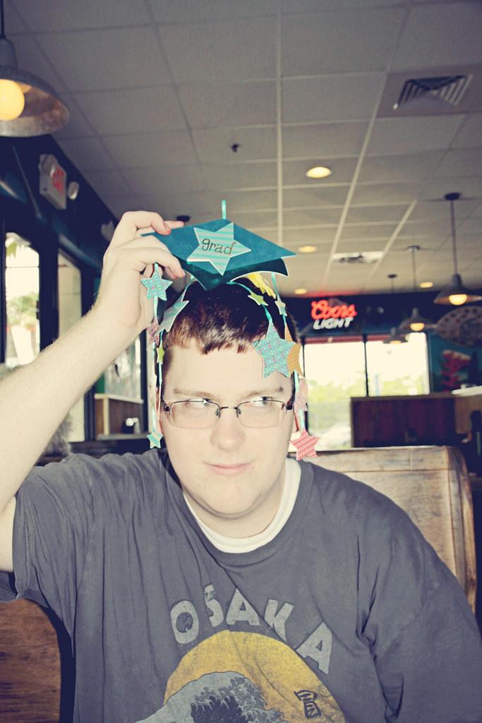 Doug graduation 7