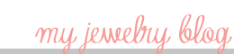 LABEL my jewelry blog 260x60