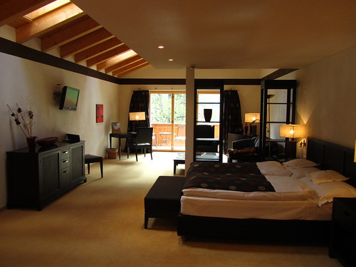 Junior Suite, Waldhotel Doldenhorn, Kandersteg, Switzerland