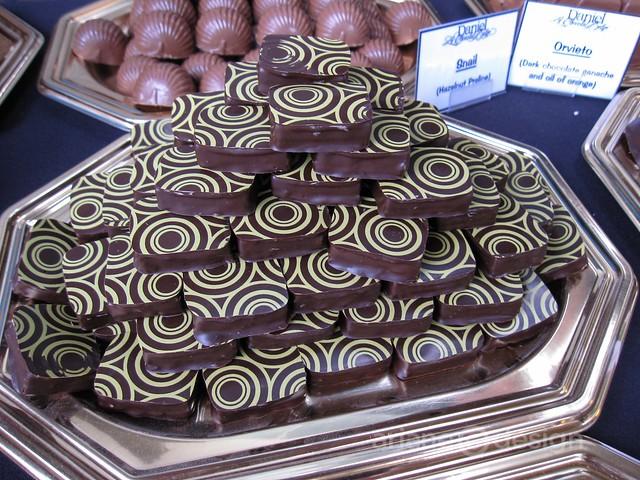 Daniel Le Chocolate Belge assortment