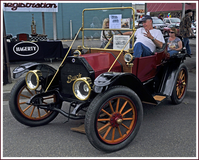 1912 Buick Model 34 Roadster - a photo on Flickriver