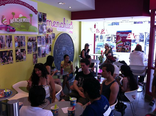 Sweet Ride: Frozen Yogurt Edition - June 23, 2012