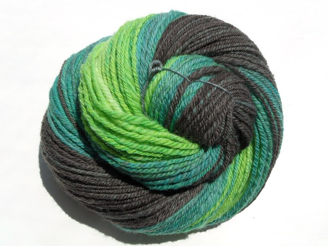 Greenwoodfiberworks-fiber club June2012-Metro-Polwarth-4oz-185yds chain plied-1