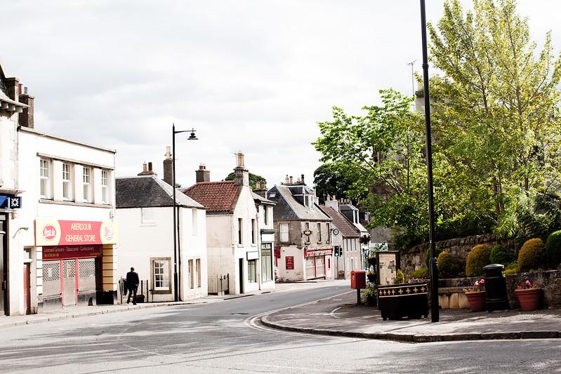 scotland, day one.