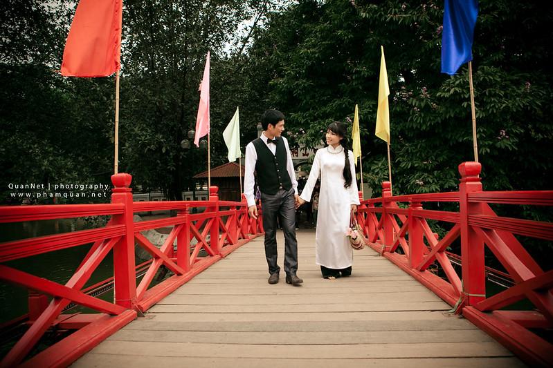 Wedding : Dương + Hoa