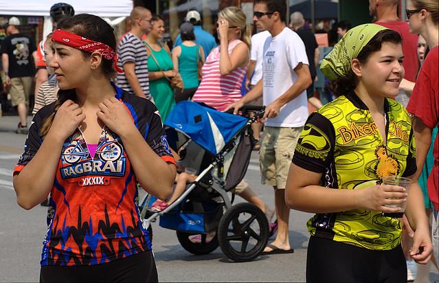 Biker Gang Members