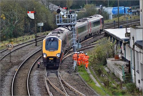 Train Gang. Nikon D3100. DSC_0295.