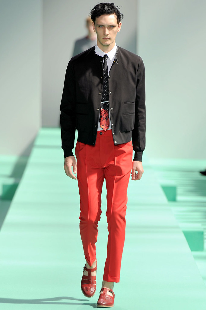 SS13 Paris Paul Smith008_Yannick Abrath(VOGUE)