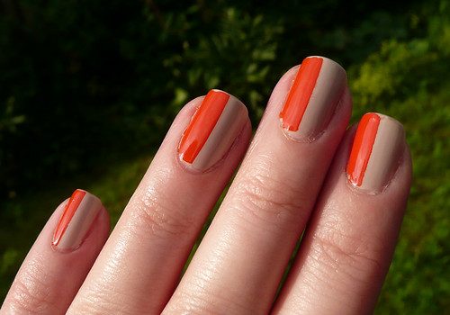 nude orange fifty fifty 2