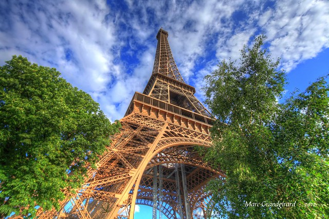 Paris Tour Eiffel Tower
