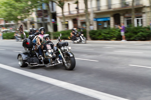 Barcelona Harleys Days
