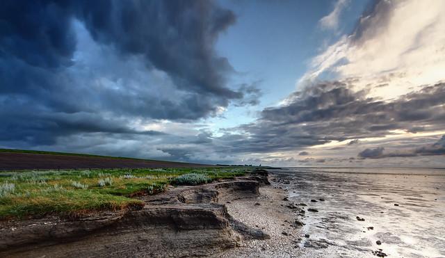 Erosion @ Waddensea