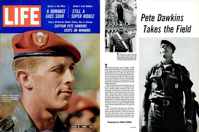 LIFE Magazine April 8, 1966 (1) - Pete Dawkins: A West Point Legend