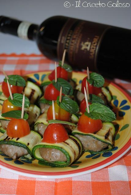 Polpette con zucchine (2)