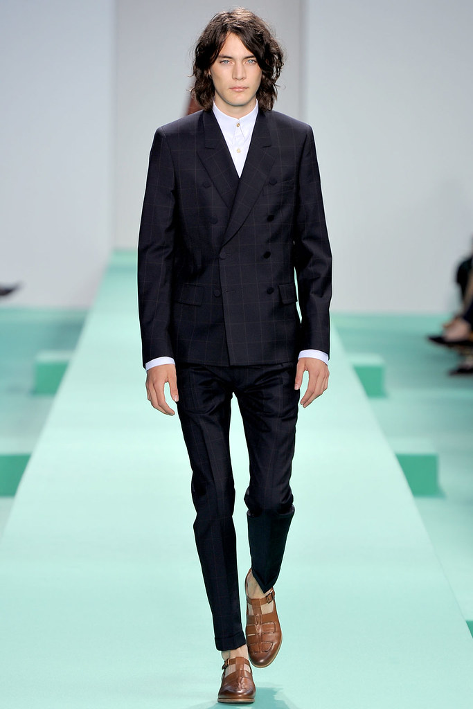 Jaco van den Hoven3336_SS13 Paris Paul Smith(VOGUE)