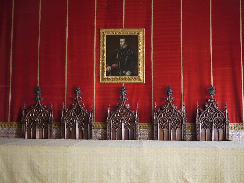 塞哥維亞城堡 Segovia Alcázar