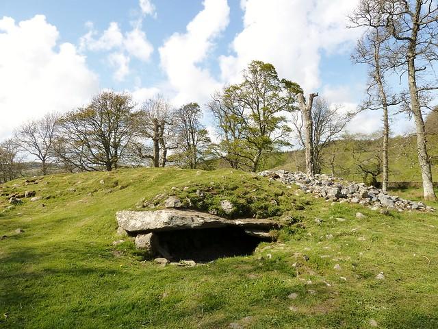 Dunchraigaig Cairn, Kilmartin Glen