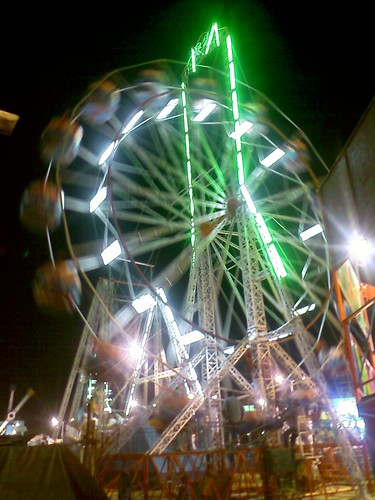 Giant Wheel, Picnic