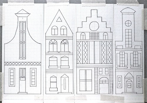 Dutch Canal House Pattern