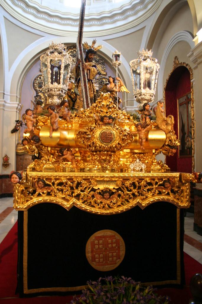 Hermandad del Silencio de Sevilla, Domingo de Ramos