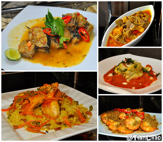 Holiday Inn Glenmarie KL Kites Restaurant Ramadhan Buffet Review 2012