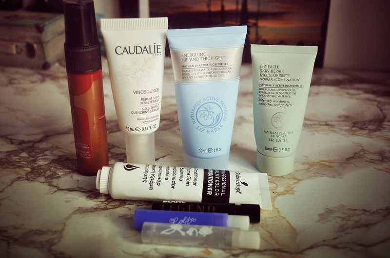 july 2012 empties 1