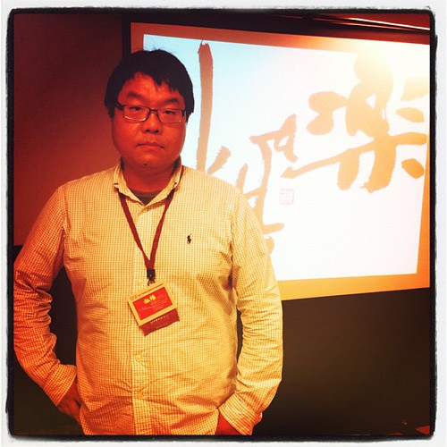 BNI長勝分會:八分鐘分享,林龍進,美術設計者的生活 by bangdoll@flickr