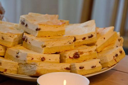 Estonian curd cheese cake / Kohupiimakook a la Koopatibi