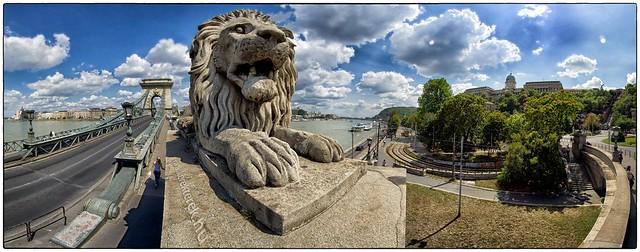 Budapest, Lánchíd, Madoka 180 teszt