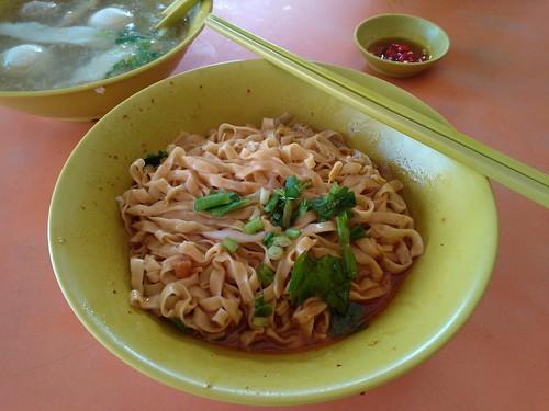 Teochew Mee Pok