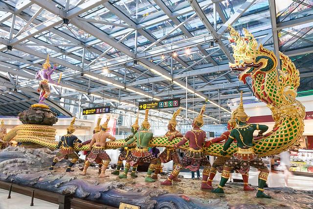 Thailand Airpot