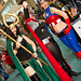 Femme Loki, Thor, And my Fav Captain America at Comic-Con SDCC 2012 by andreas_schneider