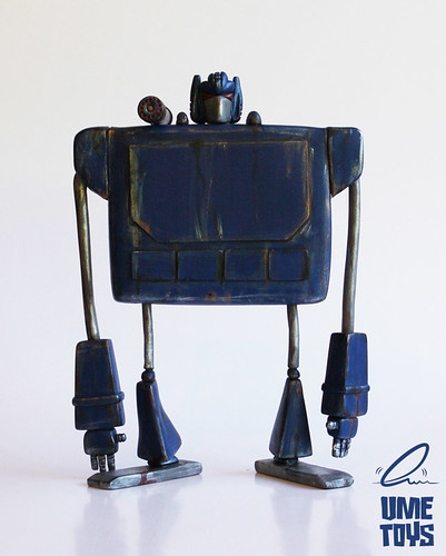 Soundwave - WIP paintjob by [rich]