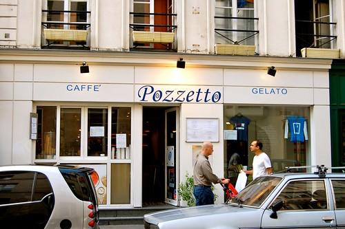 paris ice cream shop
