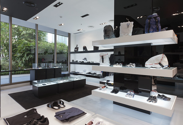 Y-3 Store Manila_3