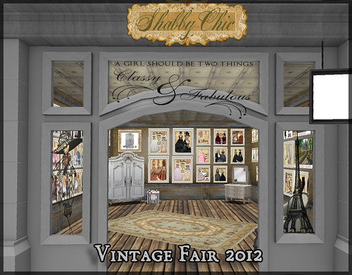 Shabby Chic at the Vintage Fair 2012 by Shabby Chics
