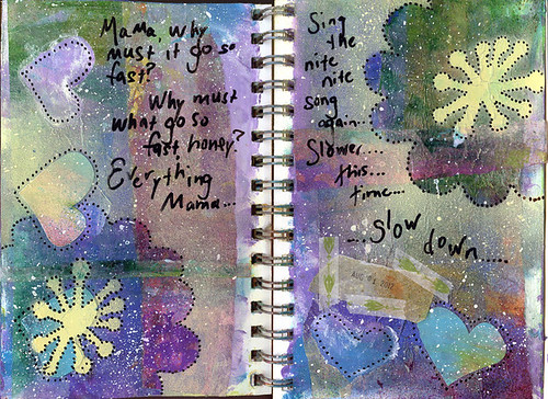 Spiral Journal Spread 4