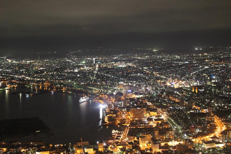 函館山からの夜景 その6