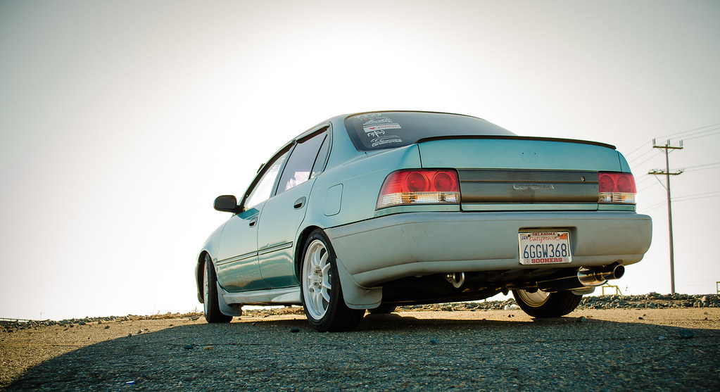 KennyDang91's Corolla 95 (Warning: Tons of pics on page 1) - Page 3 7723952180_456527015a_b