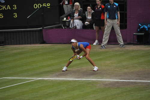 Tenis - Finales Dobles Femeninos - Hermanas Williams vs Hlavackova y Hradecka - Londres 2012