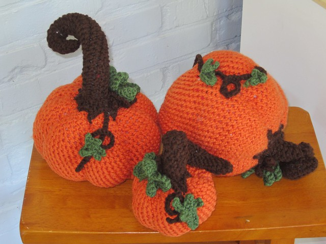 Amigurumi Pumpkin Crochet Pattern : Amigurumi/ Crochet Pumpkin Patch Flickr - Photo Sharing!